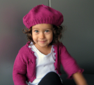 Baby Shrug Bolero Knitting Pattern Ring Around The Rosie